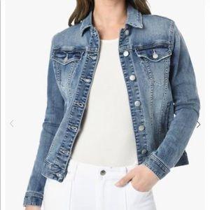 NWOT Joe's Jeans Stretch Denim Jacket